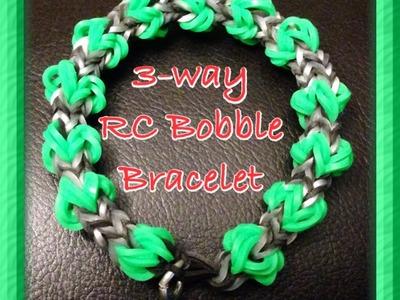 3 Way RC Bobble loom Bracelet