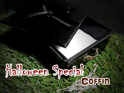 How To: Halloween Special 2012 #2 Coffin (LPS)