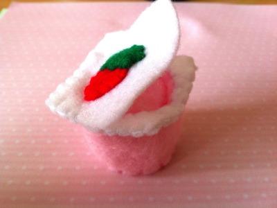 How to Make a Cute Yoghurt Pot Plushie