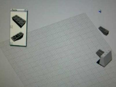 How to make a lego Metal Gear REX (big version) part 1