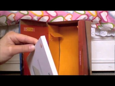How to make a shelf for an AG locker