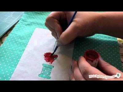 How to Make Freezer Paper Stencils