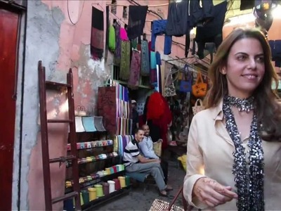 Learn to Decorate with All the Colors, Patterns, and Magic of Morocco with Author Maryam Montague