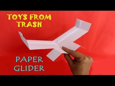 Paper Glider | English | Fun Glider