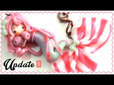 Polymer Clay & Resin Update #9 | Gifts