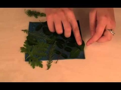 Polymer Clay TV Creating Your Own Texture Plates