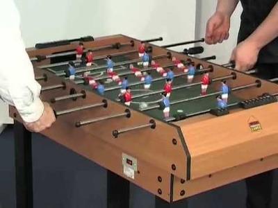 Www.MadFun.co.uk - 4 in 1 Multi Games table BCE M4B-1 Air Hockey Pool Table Football