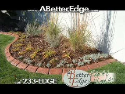 A Better Edge, Metal Landscape Edging is Dangerous and looks terrible
