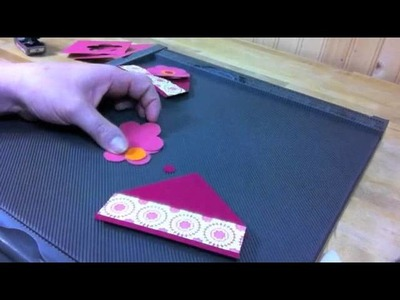 Corner Bookmark Tutorial