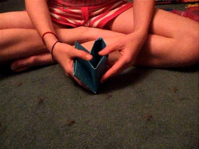 How to make a paper purse by squirt20001