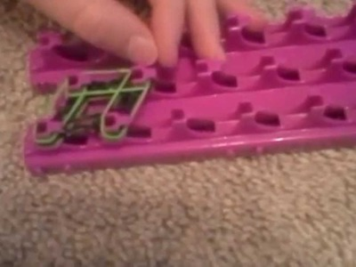 How to make pencil grip on crazy loom