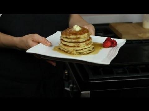 How to Make Thick, Yet Light Pancakes : Pancake Recipes