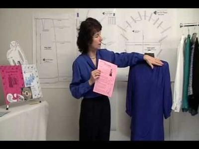 How To Recognize Women's Shirt Design Details  - Part 2