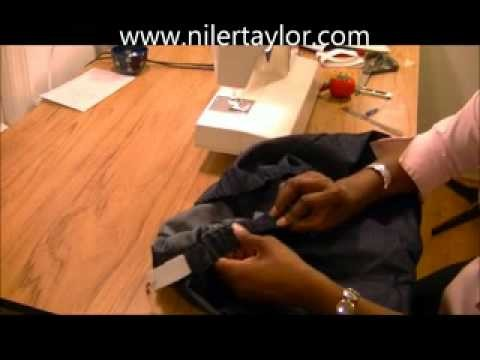 How To Sew For Beginners Part 11 Finishing Finale