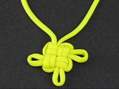 How to Tie a Good Luck Knot by TIAT