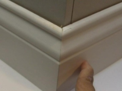 Install Perfect Outside Baseboard Corners.Easy Math Trick