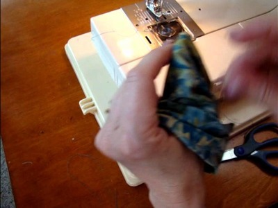 Making a 10 Minute Tarot Bag
