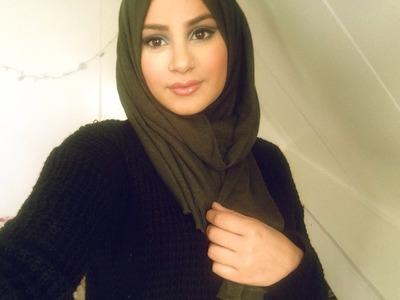 Quick & Simple Everyday Hijab Tutorial!