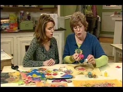 Quilting Arts TV Episode 611 Preview