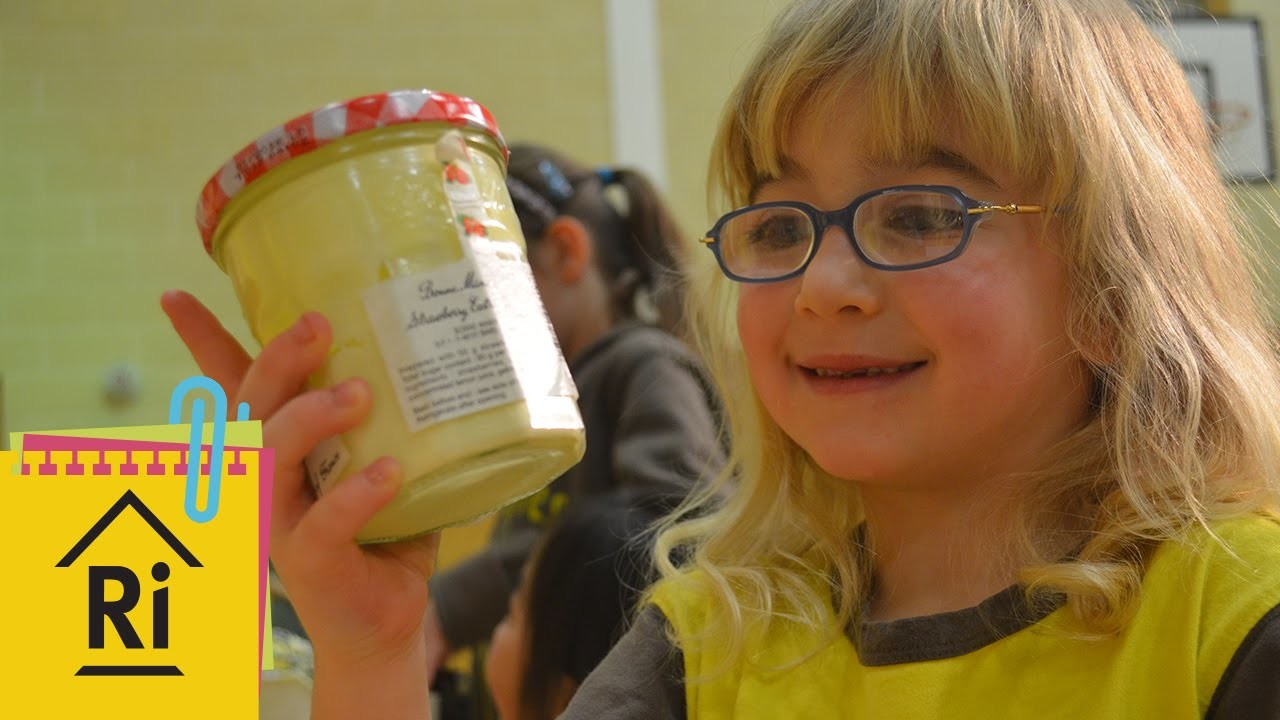 Science for kids - How to make butter - ExpeRimental #19