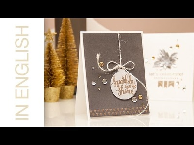 "Simon Says Stamp ""Winter Twinkle"" December Card Kit"