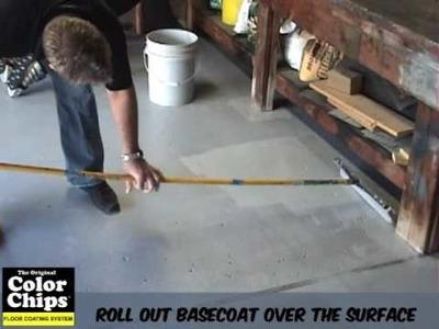 Basecoat Application- Applying Your Basecoat & Color Chips