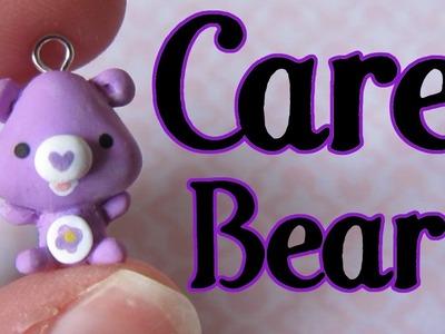 Care Bear Tutorial: Polymer Clay Charm.