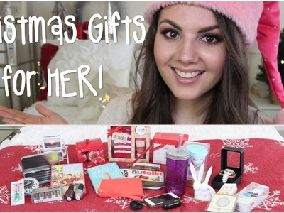 Christmas Gift Ideas for HER 2013! (+ Giveaway!)