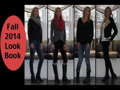Fall 2014 Lookbook ~ Update Your Look With Accessories