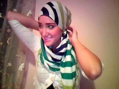 Hijab Tutorial #1 (BEST Everyday Hijab!)