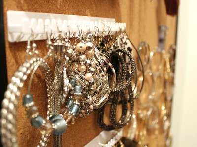 How I Organize My Jewelry!