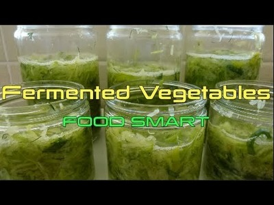 How to Make Fermented Vegetables