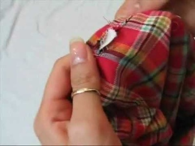 Make a Baby Doll Dress From a Men's Dress Shirt, LoveSewing.com