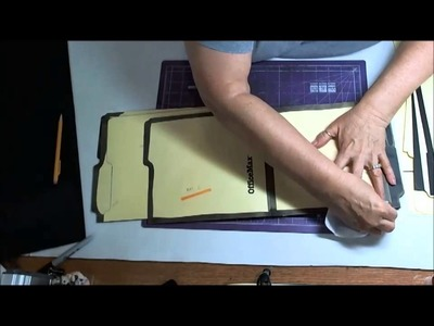 Making a File Folder Book Part 2