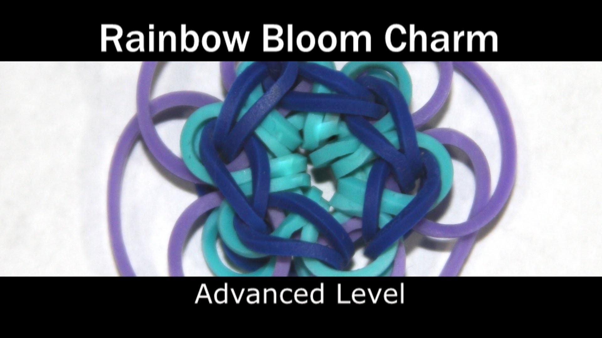 Rainbow Loom® Suzanne's Rainbow Bloom Charm
