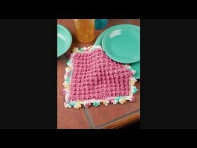 2 Hour Dishcloths to Crochet - superiorhomearts.net.2_Hour_D