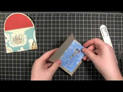 A Year in Cards - Gift Card Holders and Cards