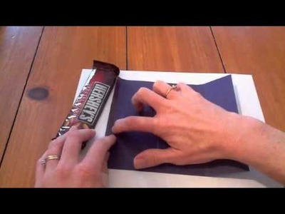 Cool paper Crafts: How to Make a Double Slider Chocolate Bar