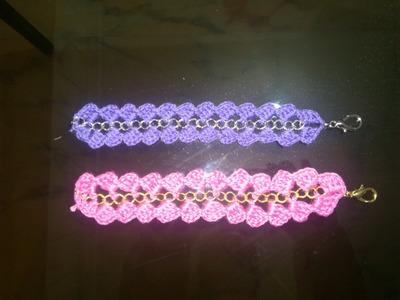 Crochet Bracelet #1