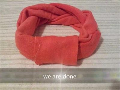 D.I.Y Crochet Boho.Braid Headband