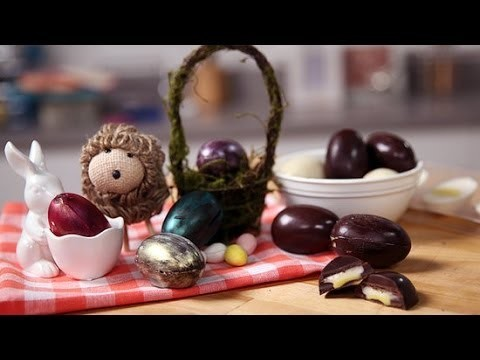 DIY Cadbury Creme Eggs | Just Add Sugar