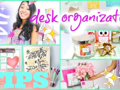 DIY Desk Organization & How I Style | #DIYITGIRL