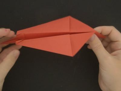 DIY paper planes