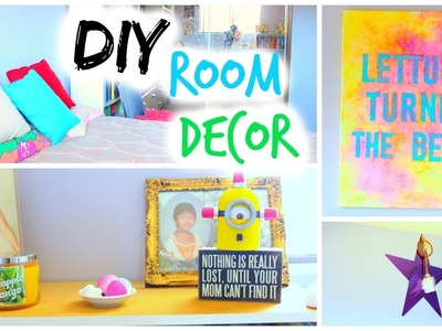 DIY Room Decor for Summer!