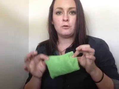 DIY SOAP POUCH TUTORIAL