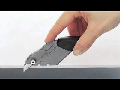 Elmer's How to Cut Foam Board