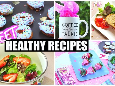 Healthy Lunch Ideas: DIY Picnic Snacks & Gifts