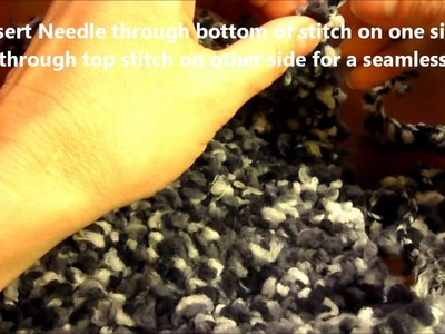 How to Crochet One Skein Wristlets