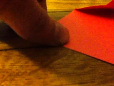 How to Make an Origami iPod Touch.iPhone Stand