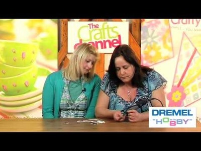 How to Make Shell Jewellery with the Dremel 300 series multi tool